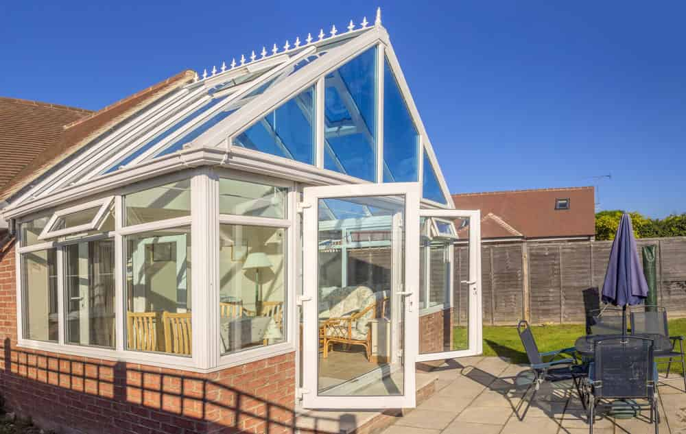 Gable-End-Conservatory