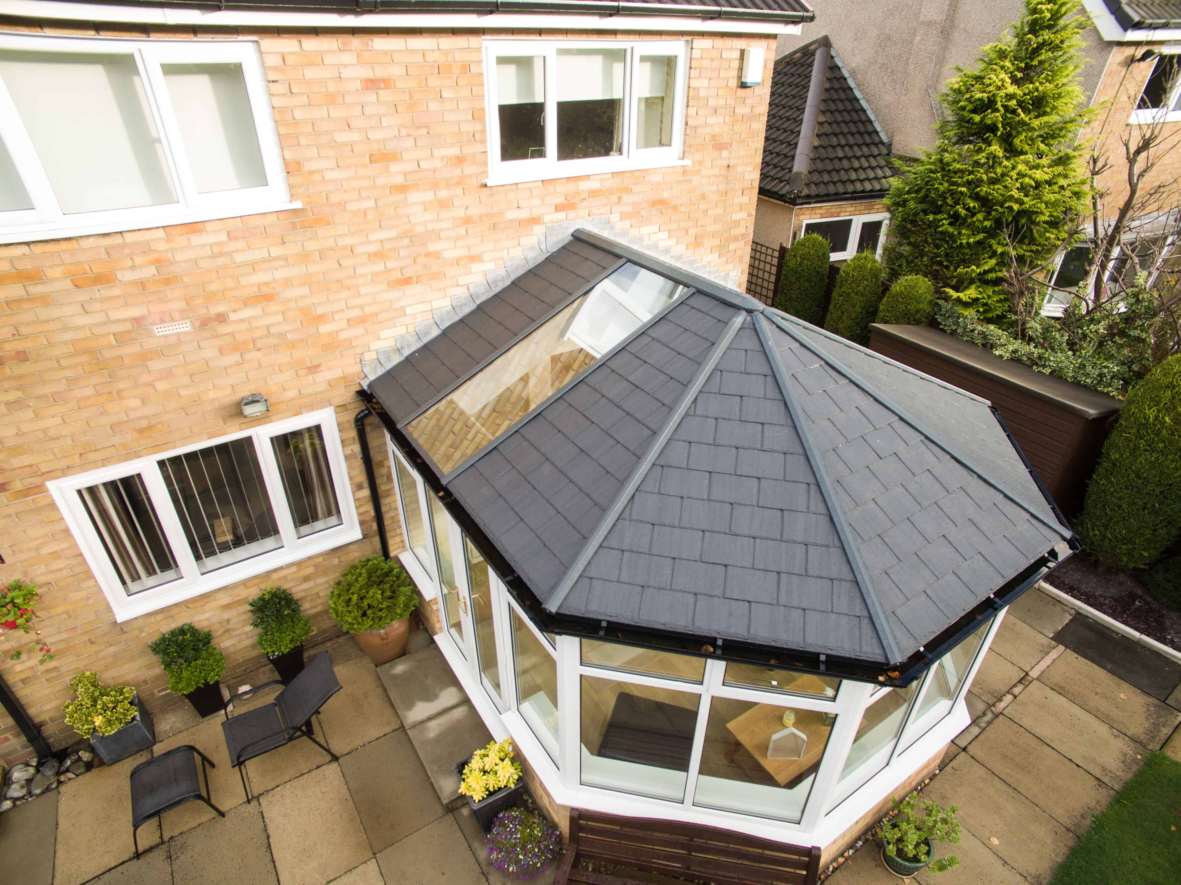Supply Only Conservatory Roofs Essex
